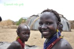 Dasench tribe girls