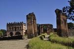 Gondar Fascile des castle