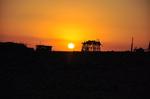 Sunrise at Danakil Depression